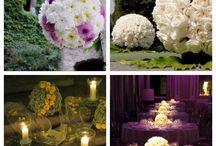 Sfere fiorite per le nozze / Composizioni fiorite per le nozze: le sfere