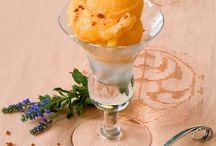 Gelato, Ice cream and Sorbetto