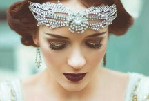 Vintage hair and make-up