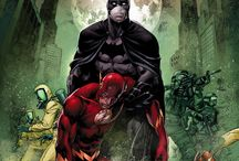 A Justice League Crisis . . .