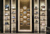 ayakkabı mağaza tasarım