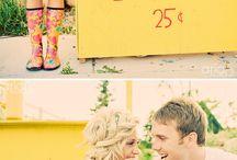 Engagement shot ideas