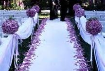Wedding ceremony and reception ideas