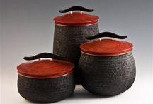 boite en bois tourne chinoise