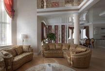 Интерьера частного дома / Фото завершенного проекта частного дома