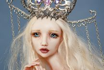 "New bjd  girl by Olga Good(SP dolls) / BJD porcelain doll by Olga Good  Mold ""One caress"" Collection ""Timeless treasures"""