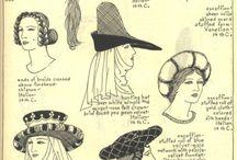 cappelli medioevali