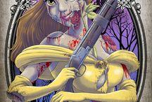 Disney - Twisted/zombie