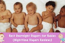 Best Overnight Diapers 2017