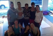 Teacher Training Immersions / Pictures from our many Holistic Yoga Teacher Training Immersions around the country!  Hope you can join us!  http://www.yogaclub.us/teachertraining.htm