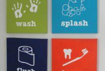 Splish Splash / by Cindy Smith