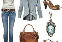 Clothes / by Ann Savala