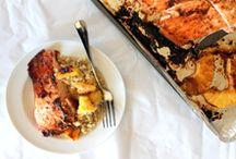 Fish Menu ( Salmon )