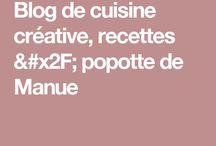 recettes blog