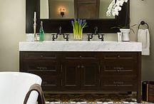 Spanish tile bath / by Celeste Trudeau