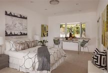 Home Decor: Teen or Tween / These teen and tween rooms are funky, fun and full of personality.