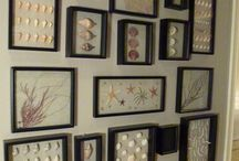 Simple wall decorations / by Heather Ferrell