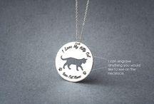 cat breeds necklaces / www.hudoca.com