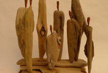 madera seca