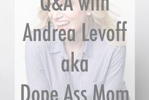 Q&A's with Inspiring, Successful, Stylish, Kick Ass People