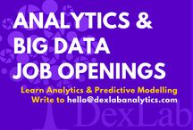 Job Opening In Delhi & Gurgaon / For all the latest job openings in BigData and SAS keep watching this space.