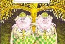 Alice in W:John Vernon Lord / Alice in wonderland & Looking glass (illustrator)