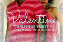 Challenge Series / Challenge series. Three friends. Three challenges. Stories set mainly in Nigeria about three male best friends and how they each found love
