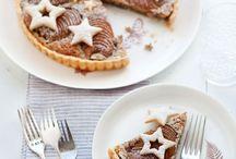 Baked goods for winter