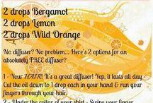 essential oil preps