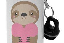 sloth by Olivia