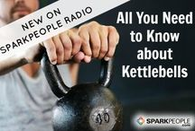 Fitness: Kettlebell / by Stacy P.