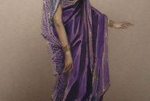 CFCS401 - Ancient Roman / Ancient Roman Dress