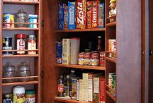 Pantry space savers
