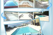 Remodeling – Residential Swimming Pools