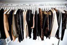 Closet / my dream closets.. / by Sarah Sileno