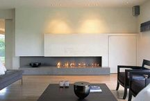 Fireplace  / Architecture