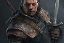Games VII / Dragon age, Elder Scrolls, Witcher, Vampire Masquerade, Dishonored, Final Fantasy, Arkham Batman, Mass Effect, Alien Isolation, Bioshock, Silent Hill, The Last of Us etc.