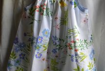 Pillowcase child's dress