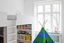 Kid's Room / Shared boys room ideas