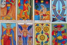 Le Tarot de Marseille / There's scarce  iconography related to, or inspired by the charming Tarot of Marseilles,  Tarot cards reference design.   Can such design be revamped, without re-inventing yet ANOTHER Tarot deck?…