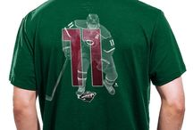 Minnesota Wild / Official NHL Apparel for the Minnesota Wild. T-Shirts, Sweaters, and more featuring the team's top stars.