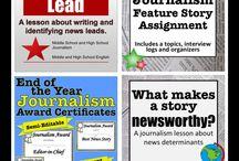 Journalism Ideas / Ideas for my Journalism Class / by Megan Walter