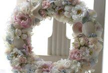 お店を彩るお花のアイデア!