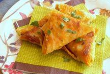 entrées maghreb salées / recettes Maghreb salées