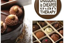 Chocolate is Cheaper than Therapy!!!! Yessss!!!!