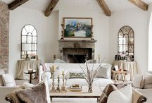Livingroom / Needing some inspiration for a living room remodel? Check out these beauties!