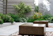 Min miniträdgård - inspiration / Trädgårdsinspiration för små trädgårdar