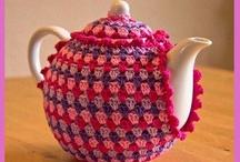 Tea cozy haken/breien
