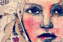 Mixed media/ art journaling