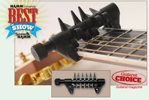 Guitar gadgets and accessories